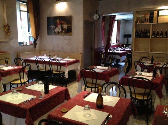 Capolinea Novate Milanese.Osteria Capolinea Novate Milanese Restaurant Reviews