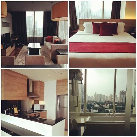 Akyra Thonglor Bangkok : Room and Apartment