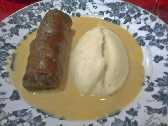 Green Man & French Horn : Andouillette