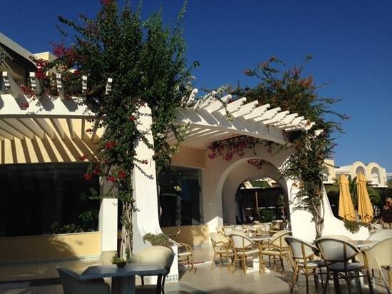 Djerba Holiday Beach : palazzo principale