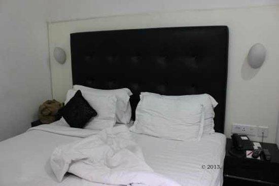 Sapphire Suites: double Room