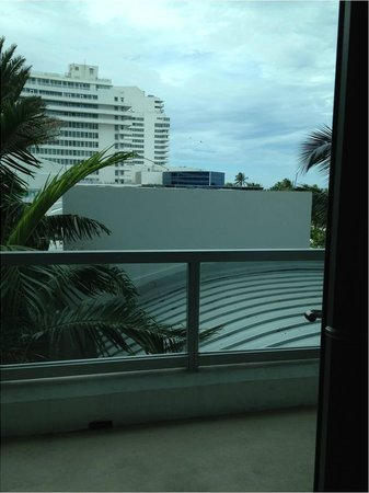 Fontainebleau Miami Beach : Oceanview? NOT