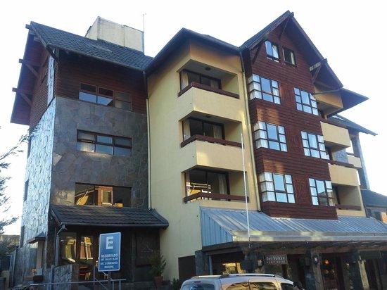 Del Volcán Apart Hotel: Hotel