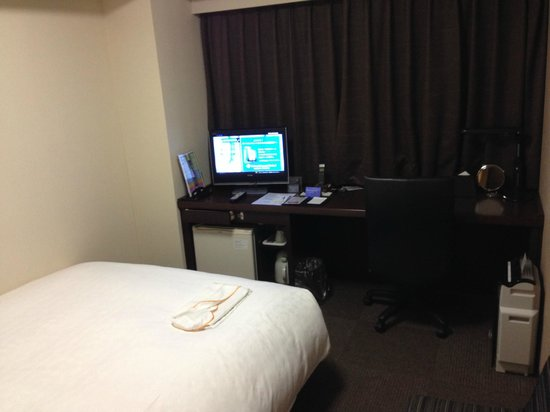 Daiwa Roynet Hotel Nagoya Ekimae : 部屋