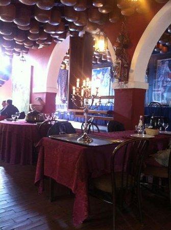 Locanda da Lino: интерьер ресторана лучшее что там было