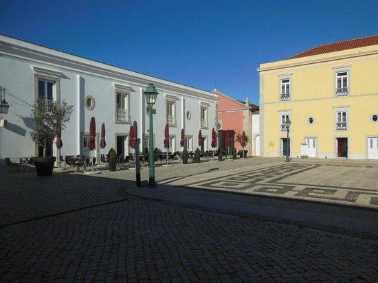 Pestana Cidadela Cascais: Vorplatz