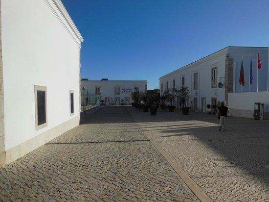 Pestana Cidadela Cascais : Hotelgelände/Innenhof des Fortaleza