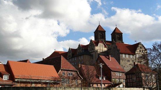Altstadt Quedlinburg: Quedlinburg