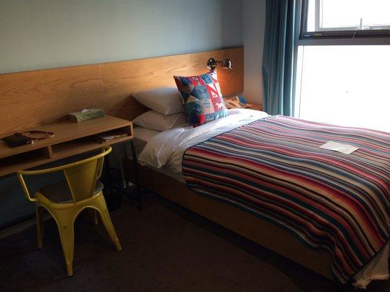 Hotel La Casa : 部屋はおしゃれです。