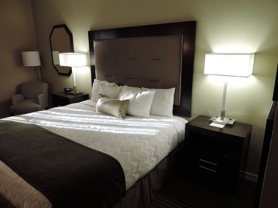 Best Western Royal Sun Inn & Suites: Bedroom