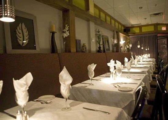 Mandalay Restaurant: Interior