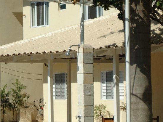 Pousada Cataratas: Vista dos apartamentos