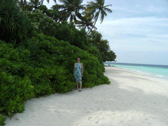 Biyadhoo Island Resort : la spiaggia