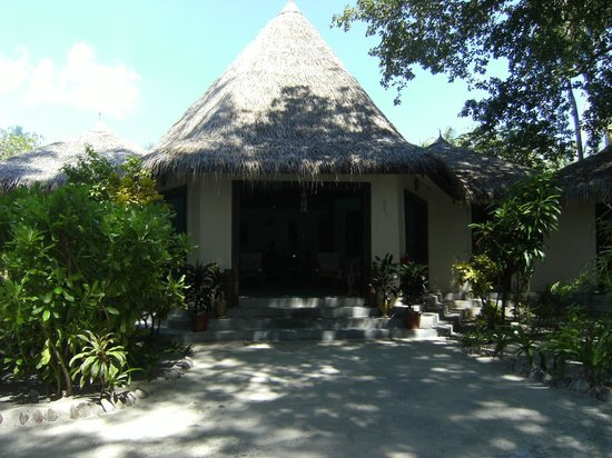Biyadhoo Island Resort: la SPA