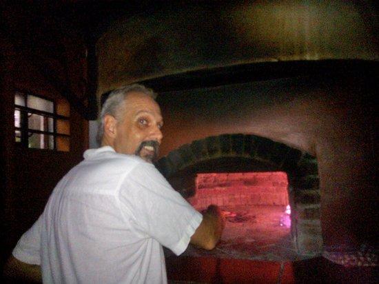 Rescoldos Mediterranean Bistro: Owner Jake -  hillcountrynetradio dot com