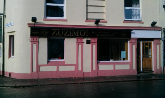 Zuzimo : New tapas bar in plymouth