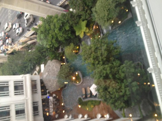 Hua Chang Heritage Hotel: View from 7th floor