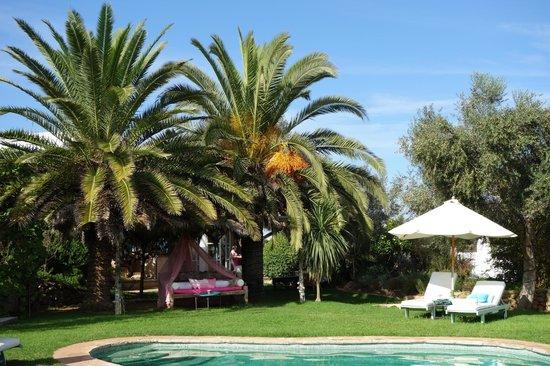 Es Cucons Hotel Rural : Autour de la piscine