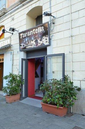 Gaeta, Italia: Tarantella Cafè