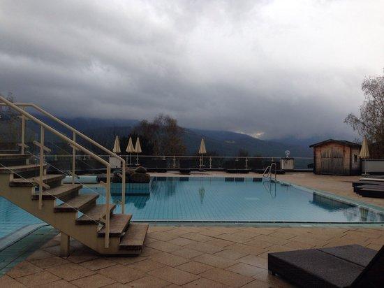 Best Western Premier Hotel Sonnenhof: Außen Pool