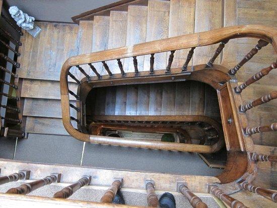 Hotel La Balance: Staircase