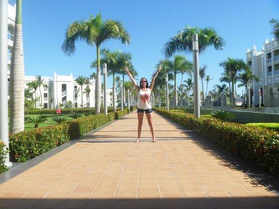 Hotel Riu Palace Bavaro: Areas del hotel