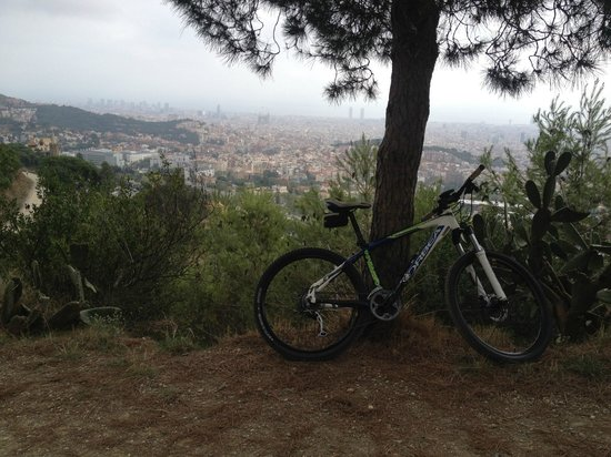 Terra BikeTours - Private Day Tours: Just outside town