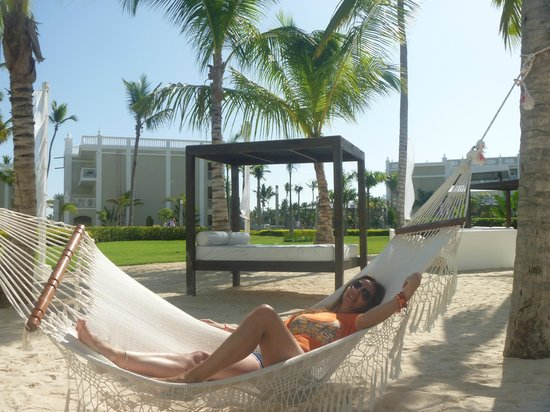 Hotel Riu Palace Bavaro: Descanso