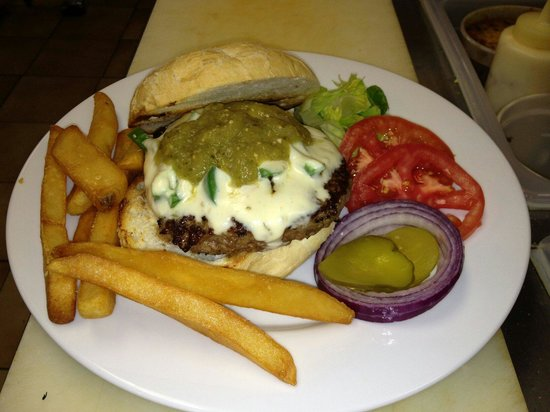 Overseas Kitchen: Mexican burger