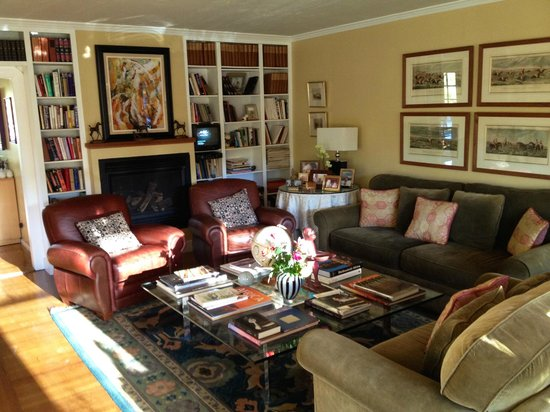 Meadowlark Country House : common family room