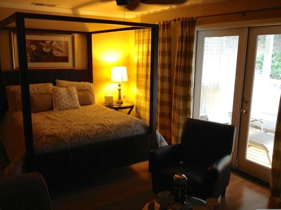 Meadowlark Country House : room 2