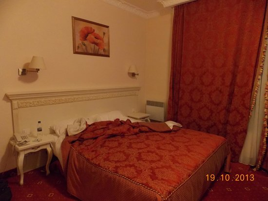 Royal City Hotel : номер