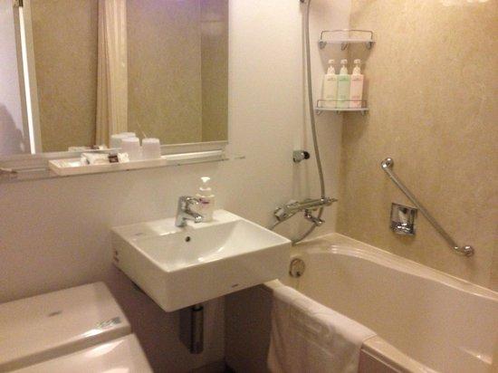 JR Kyushu Hotel Nagasaki: Bathroom