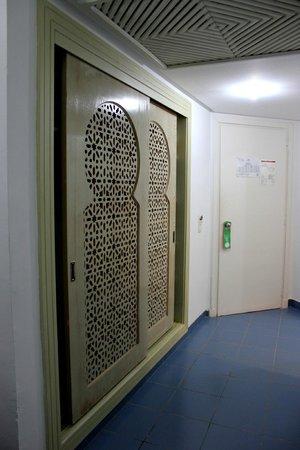 Palais des Iles Djerba Hotel: szafa