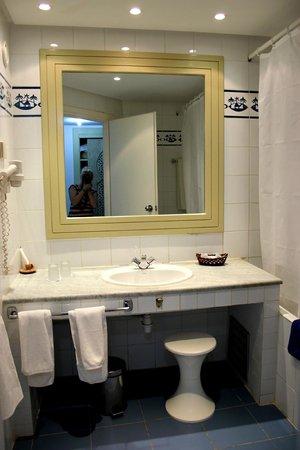 Palais des Iles Djerba Hotel: łazienka