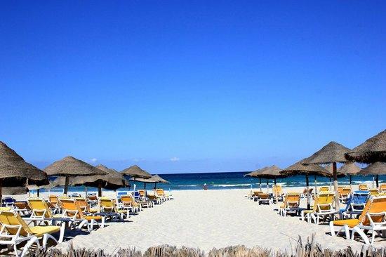 Palais des Iles Djerba Hotel: plaża