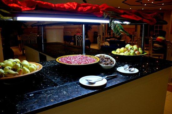 Palais des Iles Djerba Resort : Owoce