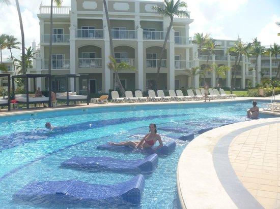 Hotel Riu Palace Bavaro: Otra de las piletas del hotel