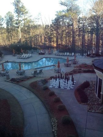 Atlanta Evergreen Marriott Conference Resort : Pool