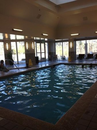 Atlanta Evergreen Marriott Conference Resort : Indoor pool