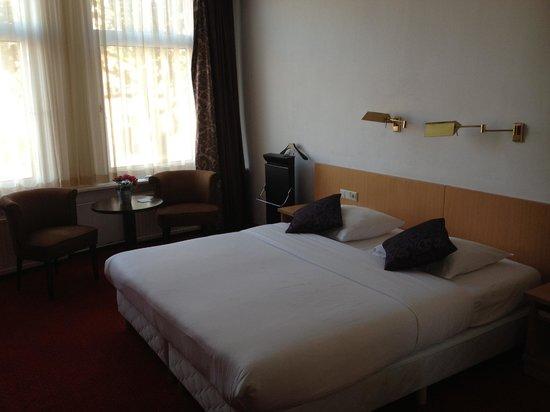 Hotel Milano: Chambre Deluxe 2 personnes.