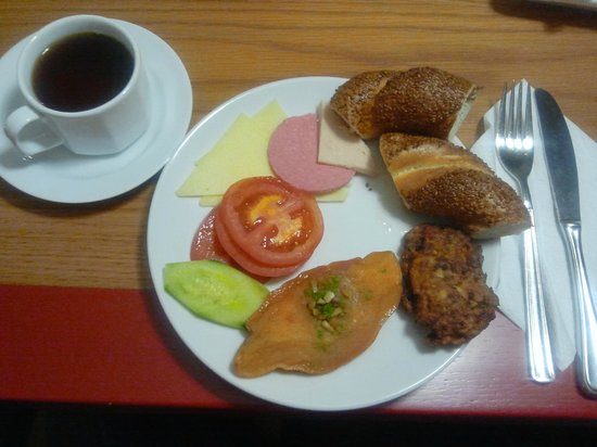 Old City Viva Hotel: Breakfast