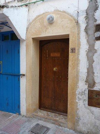 Riad Thais : Puerta de acceso