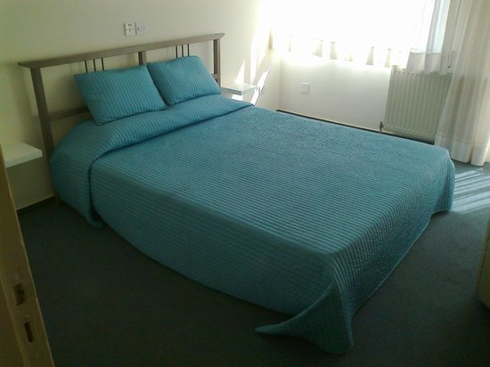 Vegas Hotel Apartments: The comfortable Bedroom