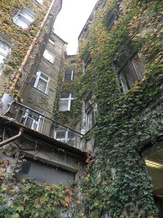 Krakow For You Apartments: patio interior