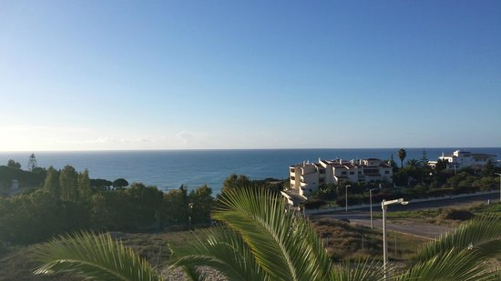 Be Smart Terrace Algarve: View from Living Room Balcony