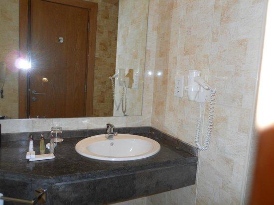 Ramada Resort Dead Sea: baño