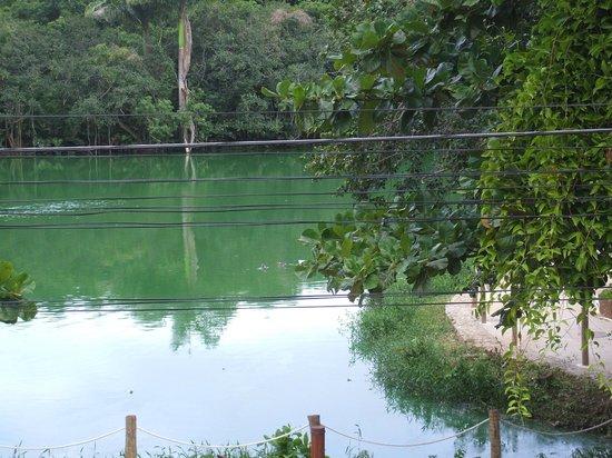 Pousada Corsário: Vista de Lagoa dos Ossos 3