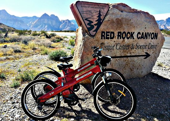 Red Electric Bike Tours : Our Bikes