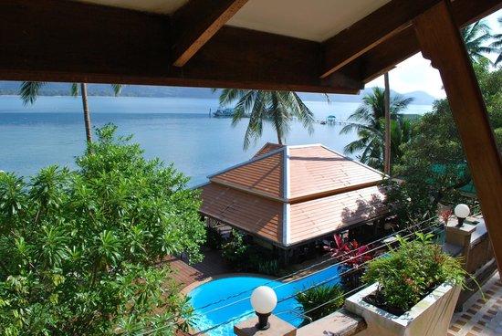 Bhuvarin Resort: View from Thai Villa